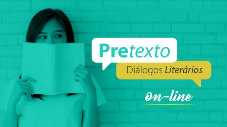 Saiba o que acontece no Sesc Goiás | Pretexto - Diálogos Literários