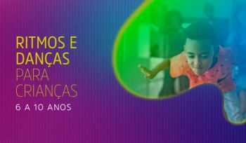 Oficina Ritmos e Danças para Crianças