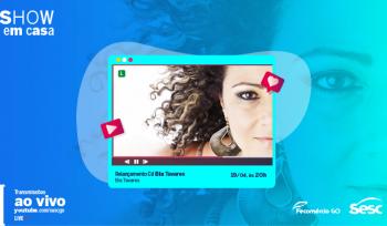 Show Relançamento CD Bia Tavares