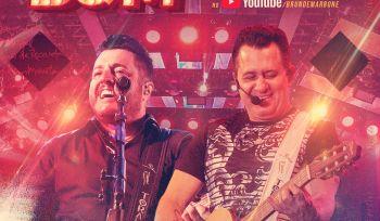 Fecomércio e Sesc com apoio da CNC e OVG realizam live com Bruno & Marrone