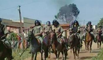Quilombo mata cavalo/Parque Oeste