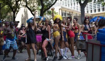 Sesc apoia carnaval de rua PEQUIninos
